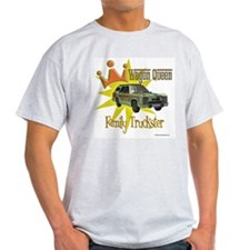 Family Truckster Ash Grey T-Shirt
