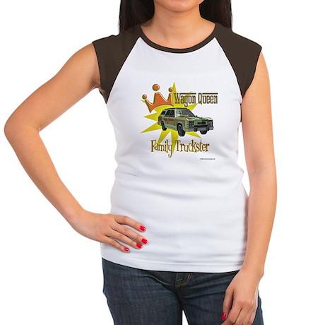 Family Truckster Women's Cap Sleeve T-Shirt