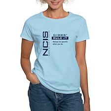 NCIS Gibbs' Rule #7 T-Shirt