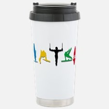 Men's Gymnastics Travel Mug
