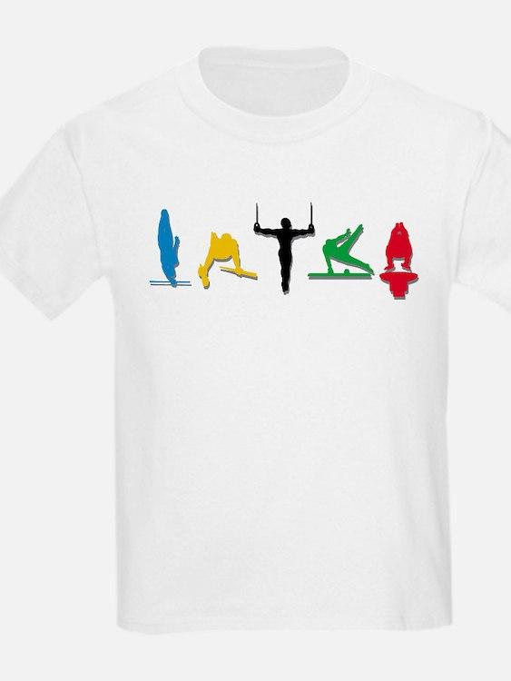Men's Gymnastics T-Shirt