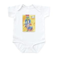 Vote To Leap! Infant Bodysuit