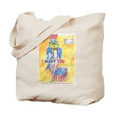 Vote To Leap! Tote Bag