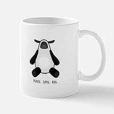 Peace Love Baa Lamb Mug