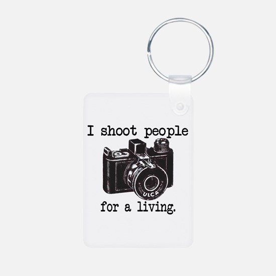 I Shoot People - Keychains