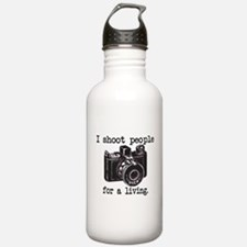I Shoot People - Water Bottle