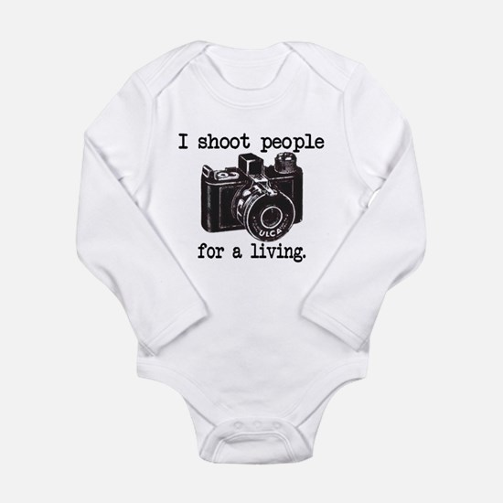 I Shoot People - Onesie Romper Suit