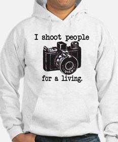 I Shoot People Jumper Hoody