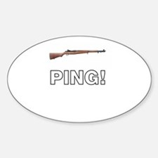 PING! Decal