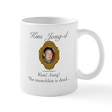 Kim Jong-il Mug