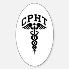 Pharmacy CPhT Decal