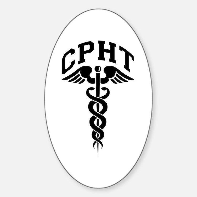 Pharmacy CPhT Decal