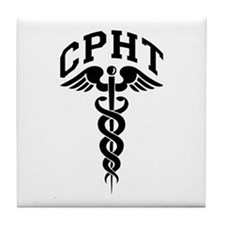 Pharmacy CPhT Tile Coaster