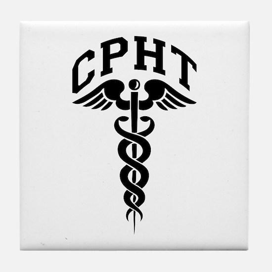 Pharmacy CPhT Tile Coaster