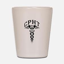 Pharmacy CPhT Shot Glass