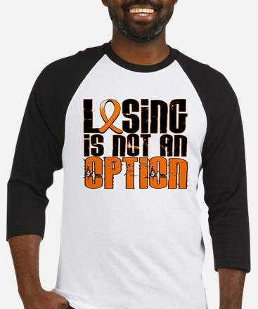Losing Is Not An Option MS Baseball Jersey