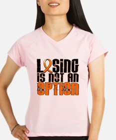 Losing Is Not An Option MS Performance Dry T-Shirt