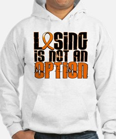Losing Is Not An Option MS Hoodie