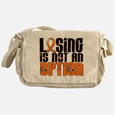 Losing Is Not An Option MS Messenger Bag