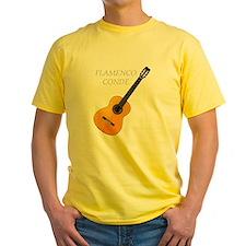 flamenco_conde_black T-Shirt