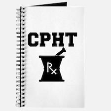 Pharmacy CPhT Rx Journal