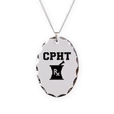 Pharmacy CPhT Rx Necklace