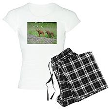 Twin Calves #01 Pajamas