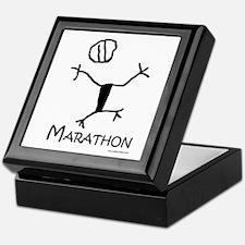 Marathon Keepsake Box