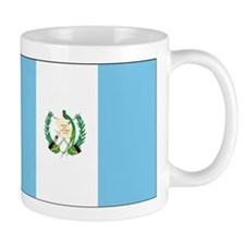 Guatemala Flag Small Mug
