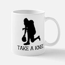 Tebowing - Take a Knee Mug