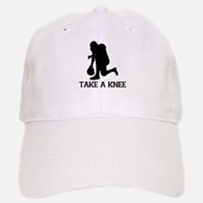 Tebowing - Take a Knee Baseball Baseball Cap