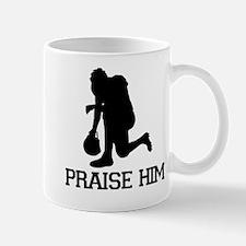 Tebowing - Praise Him Mug