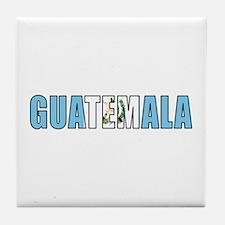 Guatemala Tile Coaster