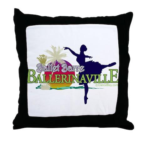 Ballerinaville Ballet Barre by DanceBay Throw Pill