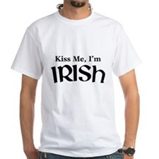 Kiss Me, I'm Irish Shirt
