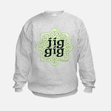 Jig Gig by DanceBay.com Sweatshirt