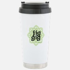 Jig Gig by DanceBay.com Travel Mug