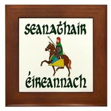 Irish Grandfather (Chieftain) Framed Tile