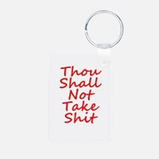 Thou shall not, Keychains