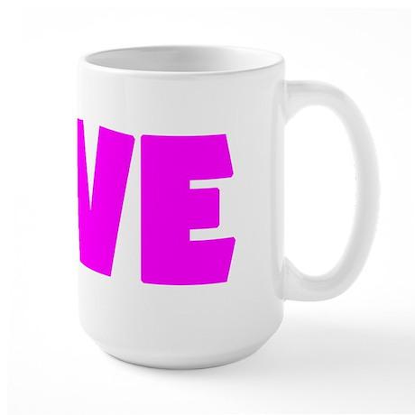 LOVE LOP RABBIT Large Mug