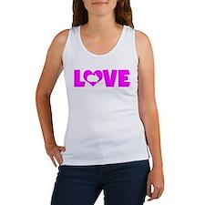 LOVE RABBIT Women's Tank Top