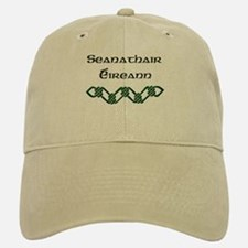 'Irish Grandfather' (Gaelic) Baseball Baseball Baseball Cap