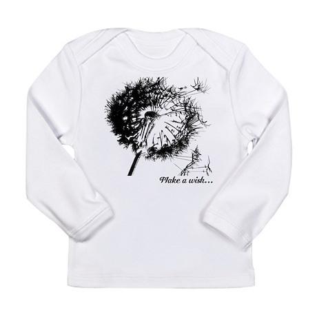 Make a Wsh... Long Sleeve Infant T-Shirt