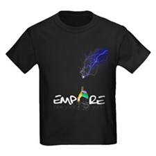 Empire State Building Kids Dark T-Shirt