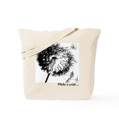 Make a Wsh... Tote Bag