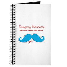 Emercency Moustache Journal