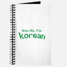 Kiss Me, I'm Korean Journal