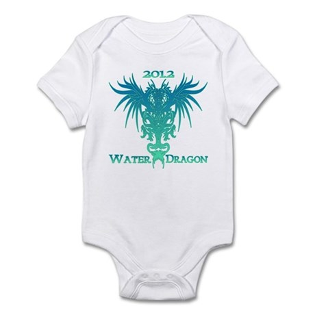Chinese Water Dragon 2012 Infant Bodysuit