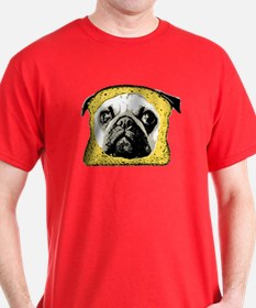 Pug Breading! T-Shirt