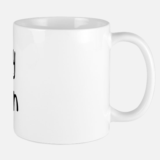 I LOVE MY Poochon Mug